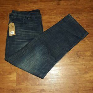 LUCKY BRAND 181 42 X 32 RELAXED STRAIGHT Jeans